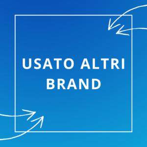 Usato Altri brand