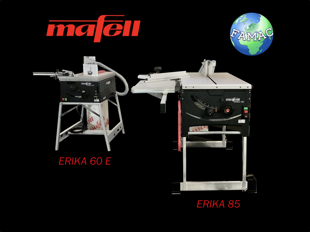 Mafell Erika 60E - Mafell Erika 85