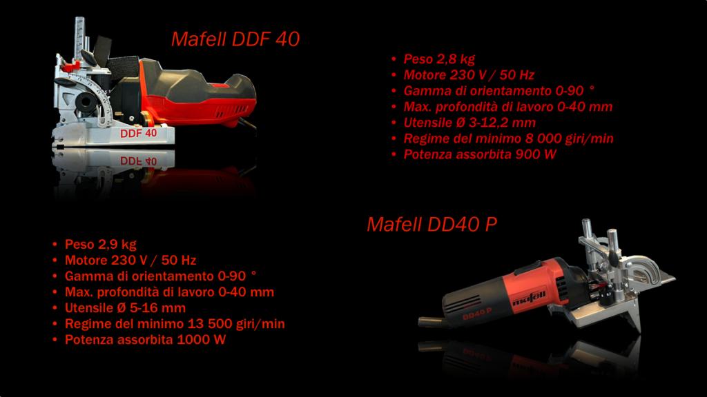 Negozio MAFELL DDF 40 - MAFELL DD40 P
